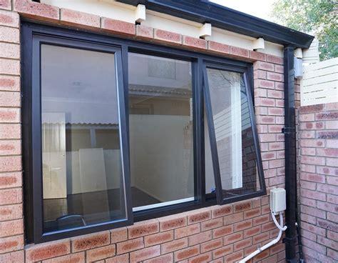 aluminium awning windows harvest doors