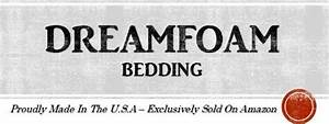 Ultimate dreams aria gel reviews for Dreamfoam brooklyn bedding