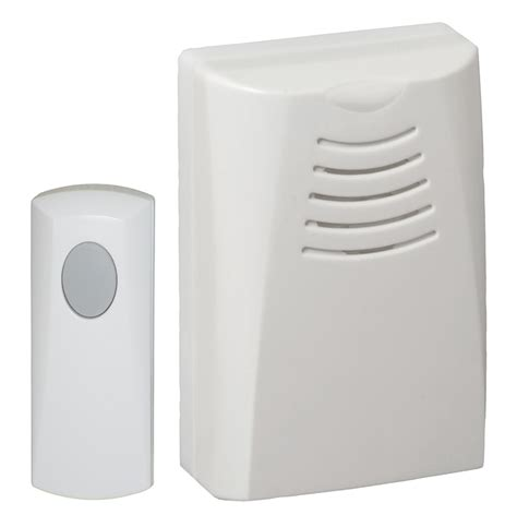 wireless chime push button rcwl100a honeywell home