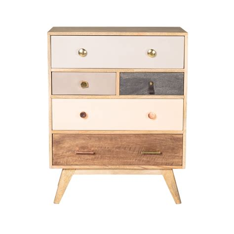 wood chest of drawers keira wooden chest of drawers oliver bonas