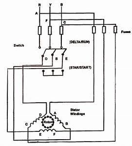 Electrical Topics  Manually Star Delta Starter