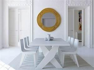 Miroir Salle A Manger : miroir salle a manger ~ Teatrodelosmanantiales.com Idées de Décoration