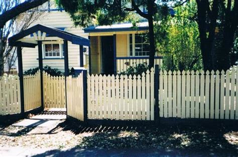 picket fencing design ideas  inspired    picket fencing  australian designers