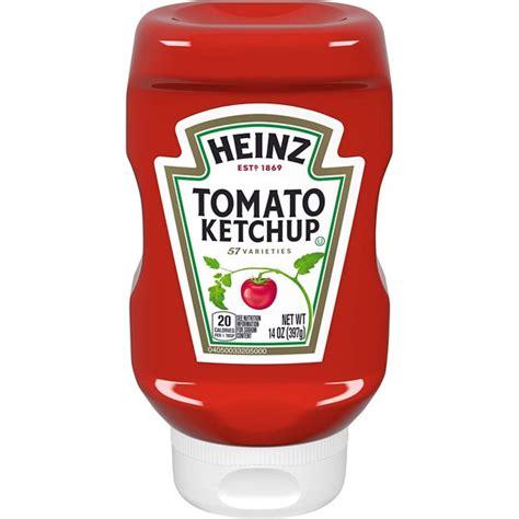 Heinz Tomato Ketchup, 14 oz - Walmart.com - Walmart.com