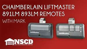 Liftmaster Garage Door Opener Manual Model 893lm