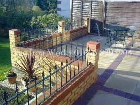 Tall Wrought Iron Fence Panel