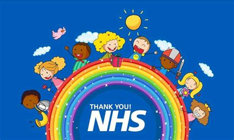 featured  rainbow  love  song  nhs workers