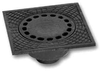 siphon de cour fonte 30x30 materiaux