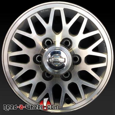 "15"" Nissan Pathfinder Wheels 199798 Machined Rims 62343"