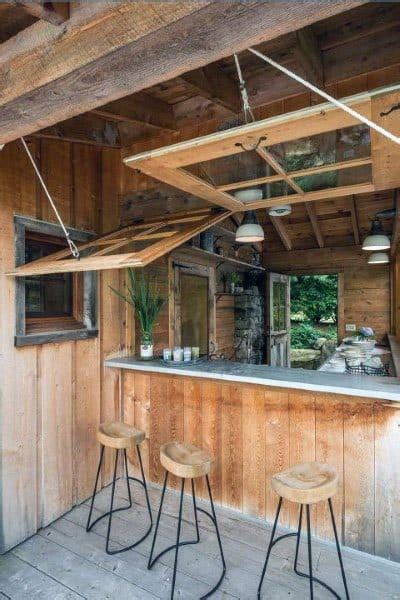 top   backyard outdoor bar ideas cool watering holes