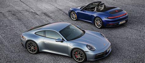 porsche neueste modelle alle 911 modelle dr ing h c f porsche ag presse