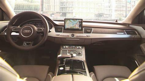2018 Audi A8 Interior Youtube