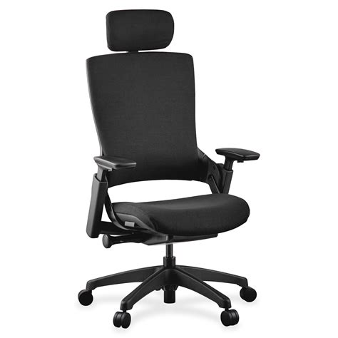 lorell executive high back chairs headrest llr 59530