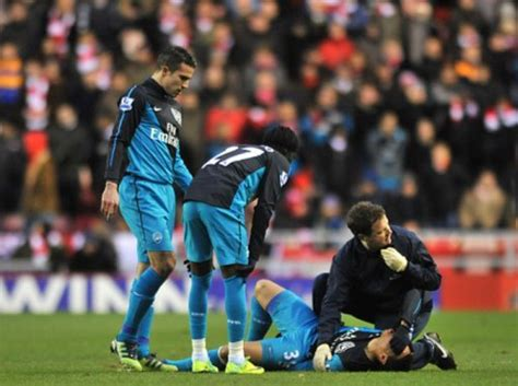 Soccer – FA Cup – Fifth Round – Sunderland v Arsenal ...