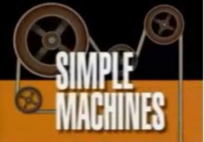 Simple Machines, Bill Nye And Simple On Pinterest