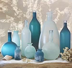 Vase Bleu Canard : d co bleu canard id es de peinture murale meubles et objets d co ~ Melissatoandfro.com Idées de Décoration