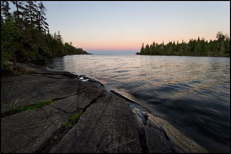 Isle Royale National Park, Merritt Lane, Michigan