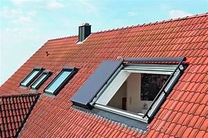 Günstige Velux Dachfenster : steildach flachdach dachsanierung d mmung dachausbau ~ Lizthompson.info Haus und Dekorationen