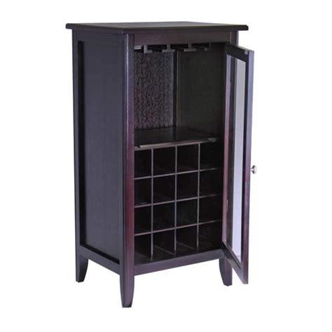 espresso cabinets kitchen espresso wine cabinet winsome wood wine cabinets wine 3591