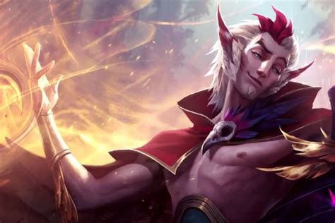 League Of Legend's Newest Support