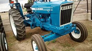 Maquinaria Agricola Industrial  Tractor Ford 6600  11 350