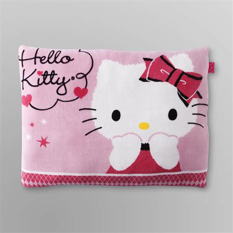 hello kitty pillow hello kitty cuddle pillow snuggle or play pillow from kmart