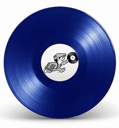 Vinyl Record Press Records Transparent Offer Fabric