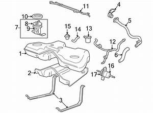 Ford Transit 2003 Fuel System Diagram