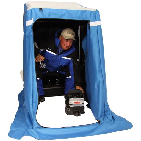 Clam Fishing Chair Canada by Clam 174 Scout 1 Person Shelter 422320 Fishing