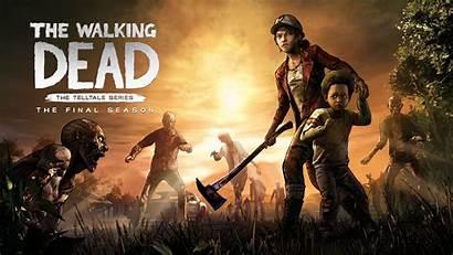 Walking Dead 4k Season Final Wallpapers Games