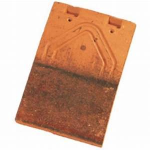 Tuile Plate Terre Cuite : tuile plate 17 x 27 imerys toiture ~ Melissatoandfro.com Idées de Décoration