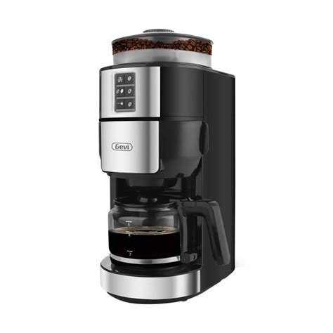 The first section covers top rated coffee makers with grinders that are your typical drip coffee maker style: Grind and Brew Coffee Maker with Built-In Burr Coffee Grinder, Drip Coffee Machine, 5-Cups ...