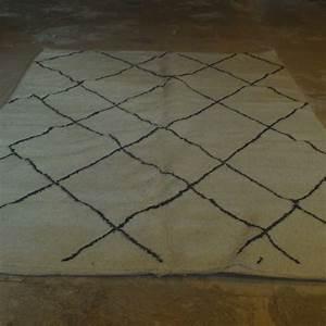 tapis marocain beni ouarain moyen atlas tapis berbere noue With tapis berbère beni ouarain