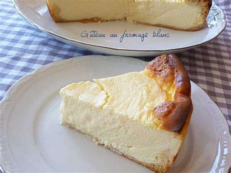 recette avec fromage blanc dessert gateau leger au fromage blanc
