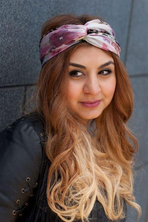 Die besten 17 Ideen zu Kopftuch Binden auf Pinterest