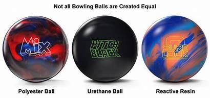 Bowling Ball Balls Reactive Surface Types Resin