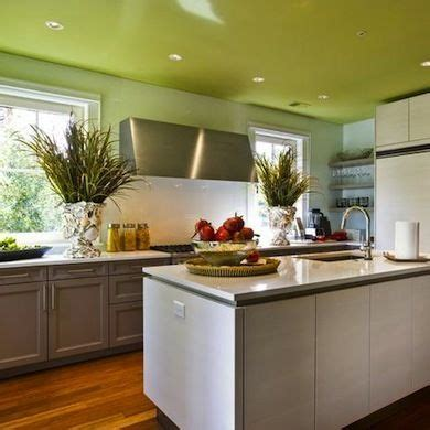 1000+ Ideas About Apple Green Kitchen On Pinterest  Color