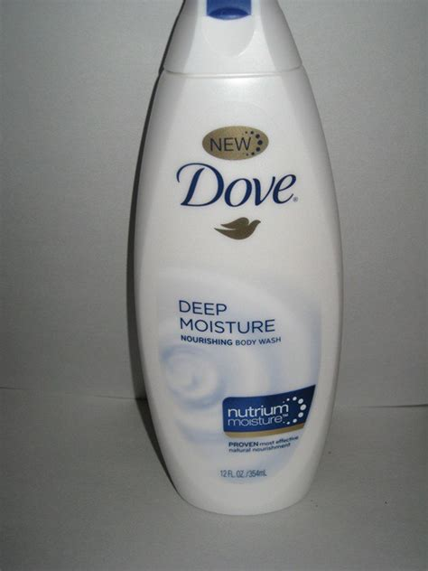 Dove  Dove Deeply Nourishing Body Wash Review Beauty