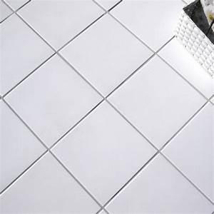 Carrelage Salle De Bain Blanc : carrelage salle de bain 20x20 blanc ~ Melissatoandfro.com Idées de Décoration