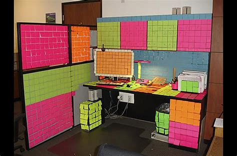 cubicle decoration themes india colorful cubicles beyond the office monotony anniemaeblog