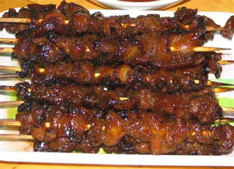 special bbq food filipino pinoy recipes pork barbecue