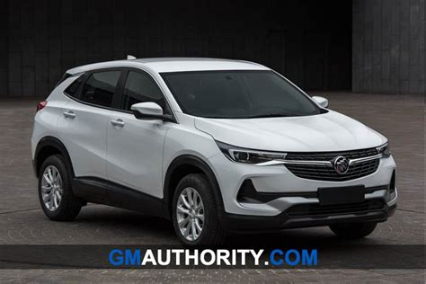 2020 Buick Encore Shanghai by Chevrolet Tracker Cn Trailblazer Vs Autoweek Nl