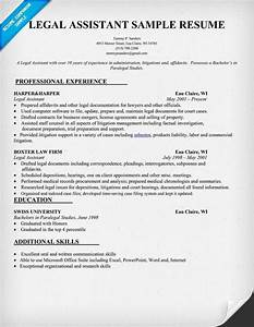 sample legal assistant resume best professional resumes With free legal resume templates