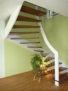 Treppen Handlauf Vorschriften : wangenfreie treppen treppenzentrum schmid ~ Markanthonyermac.com Haus und Dekorationen