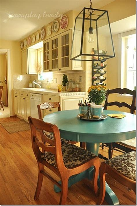 kitchen table paint colors feature friday everyday lovely southern hospitality 6223