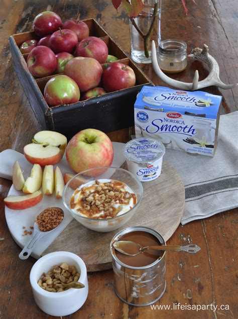 Cottage Cheese Apple Dip