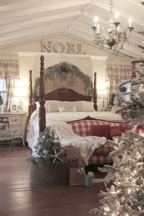 cozy christmas bedroom decor ideas interior god