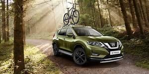 Barre De Toit Nissan X Trail : accessoires du nouveau nissan x trail suv nissan ~ Farleysfitness.com Idées de Décoration