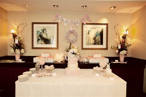 Decoration Ideas: Fanciful Events: Sweet Vintage Pink Bunny Christening