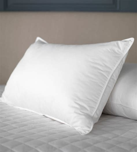 Goose Pillows by Hungarian Goose Feather Pillows 85 Goose